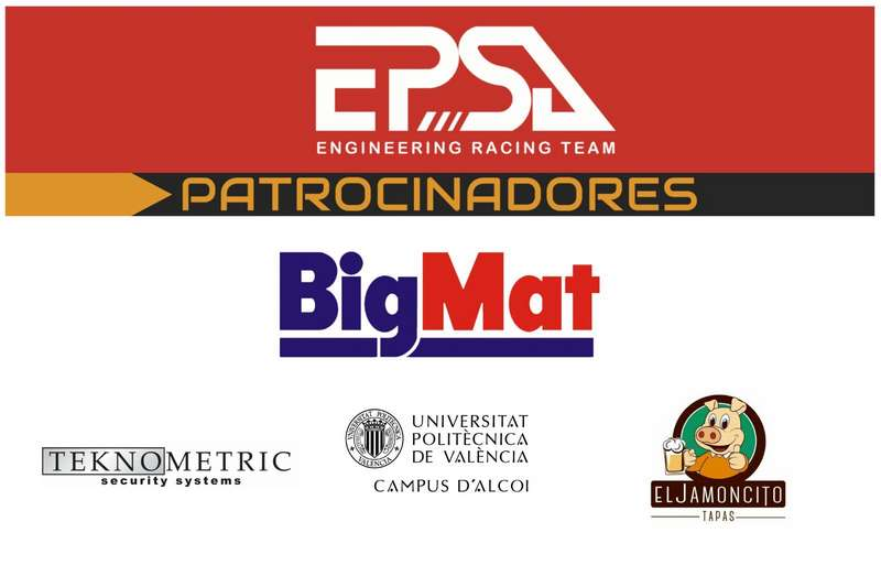 teknometric patrocinador EPSA ERT